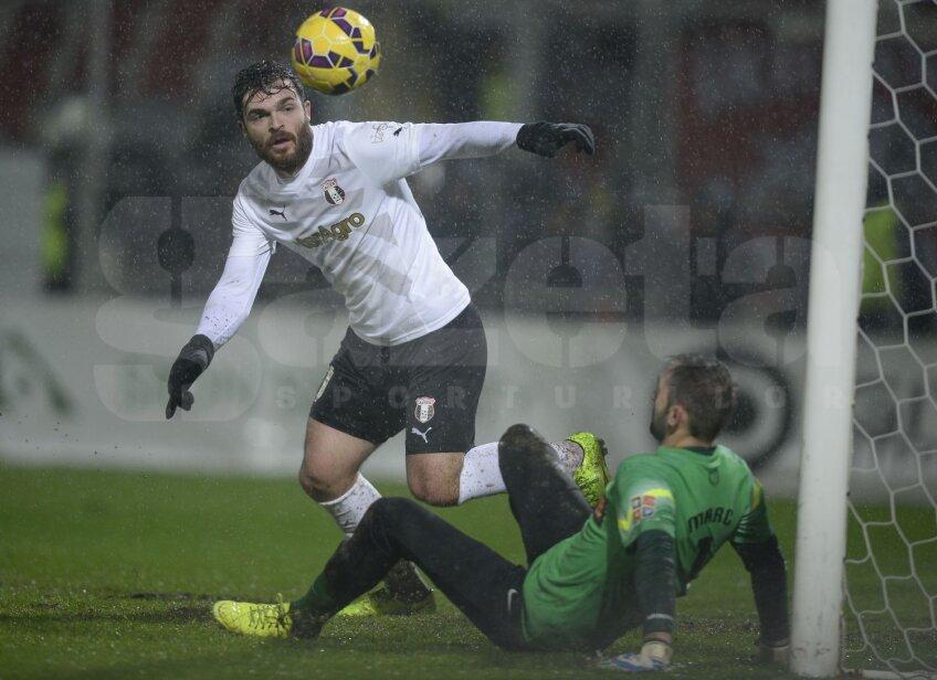 După ce-a plecat de la Viitorul, Chițu nu s-a adaptat nici la Valenciennes, nici la Giannina, nici la Astra