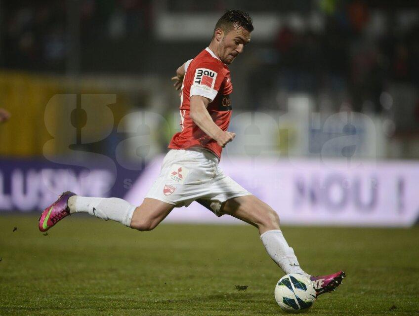 Alexe va fi urmărit de către Contra și la amicalul de miercuri dintre Dinamo și Guangzhou
