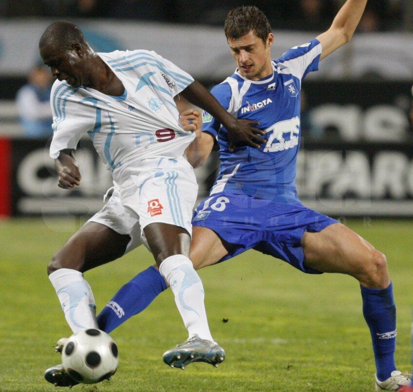 Gabi Tamaș a avut un salariu net la Auxerre de 500.000 de euro