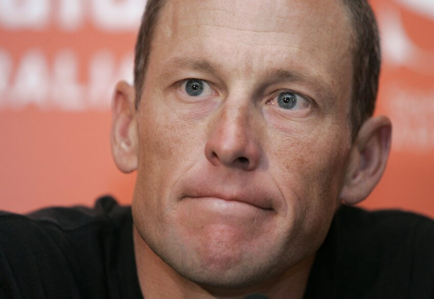 Lance Armstrong, foto: reuters