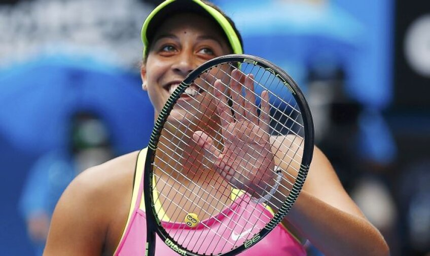 Madison Keys, foto: reuters
