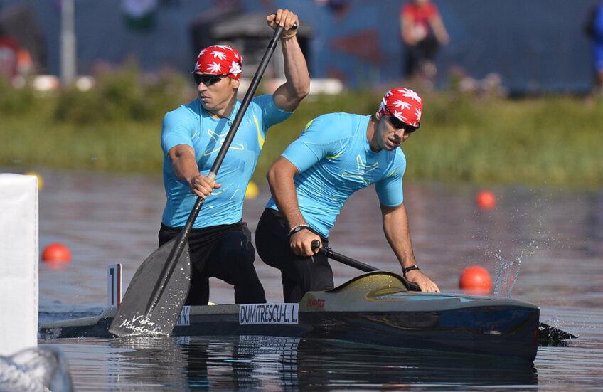 Alex Dumitrescu şi Victor Mihalachi se axează pe Mondialele din luna august