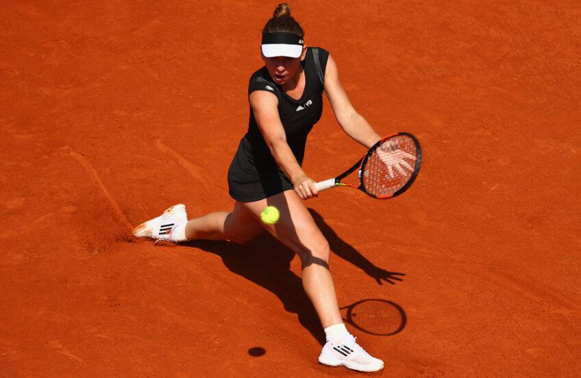 """Simona Halep schimbă terenul pentru turul al II-lea: azi va evolua pe """"Lenglen"""""""