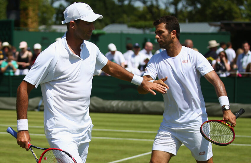 Horia Tecău și Jean-Julien Rojer s-au oprit anul trecut în turul al 3-lea la Wimbledon // Foto: Guliver/GettyImages