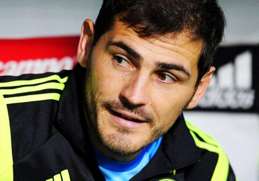 Iker Casillas era de 25 de ani la Real Madrid, foto: reuters