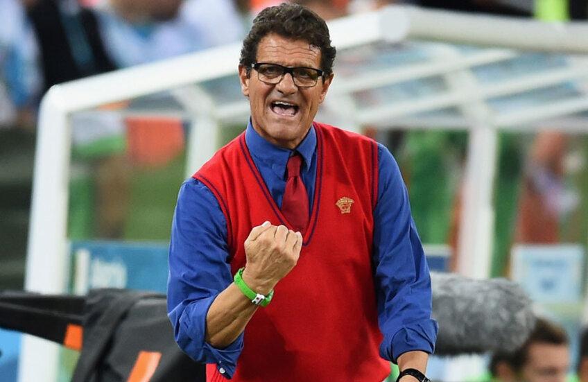 Capello ar putea fi înlocuit de ruși cu Leonid Sluțki, antrenorul lui ȚSKA Moscova // Foto: Guliver/GettyImages