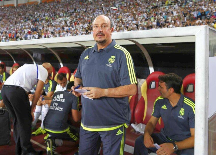 Rafael Benitez, foto: reuters