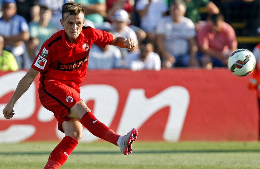 Andrei Marc a făcut o partidă perfectă aseară pînă la faza penalty-ului, însă ratarea lui Golubovici l-a salvat