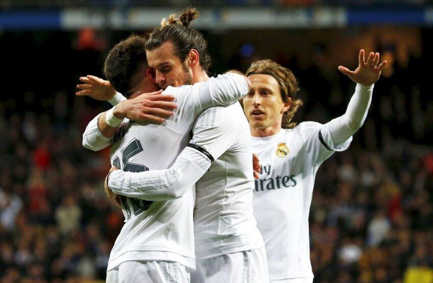 Gareth Bale a marcat 3 goluri contra lui Deportivo, foto: reuters