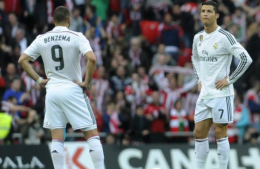 Ronaldo și Benzema așteaptă întăriri la Real