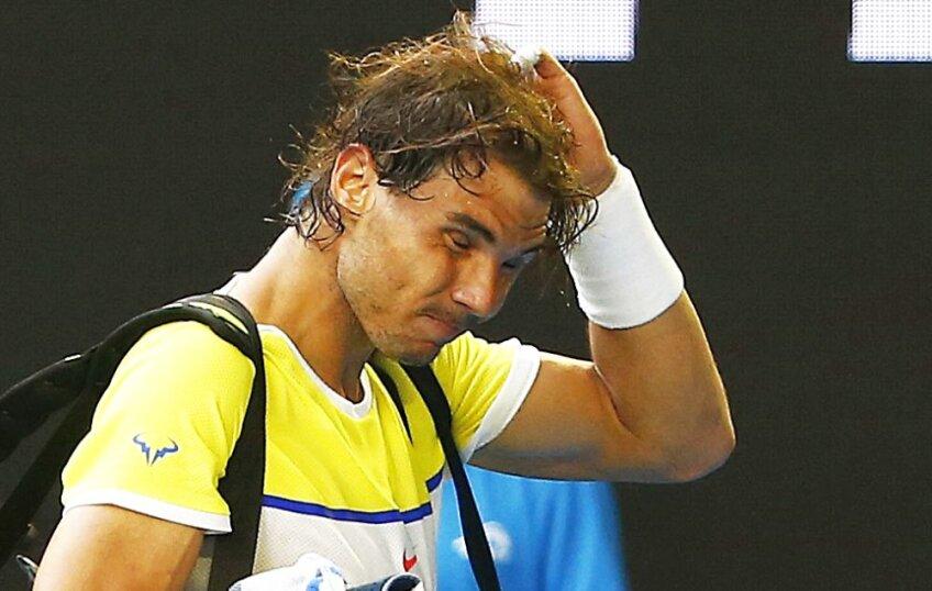 Rafael Nadal la Australian Open, foto: reuters