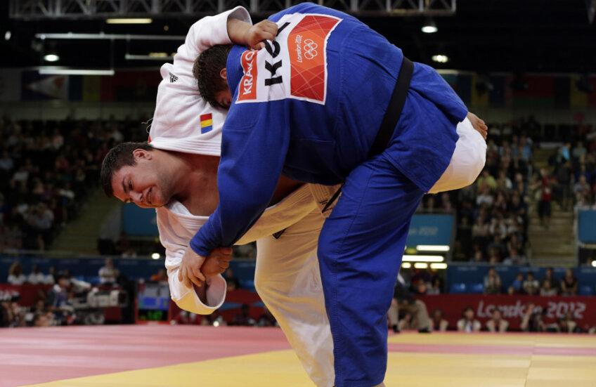 Simionescu a fost eliminat în turul secund la Olimpiada de la Londra