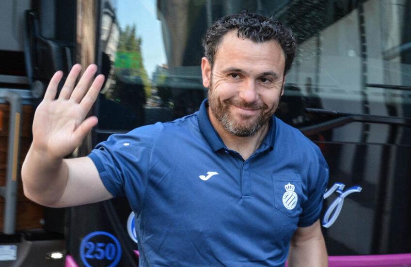 Sergio Gonzalez a fost înlocuit la Espanyol de Costel Gâlcă