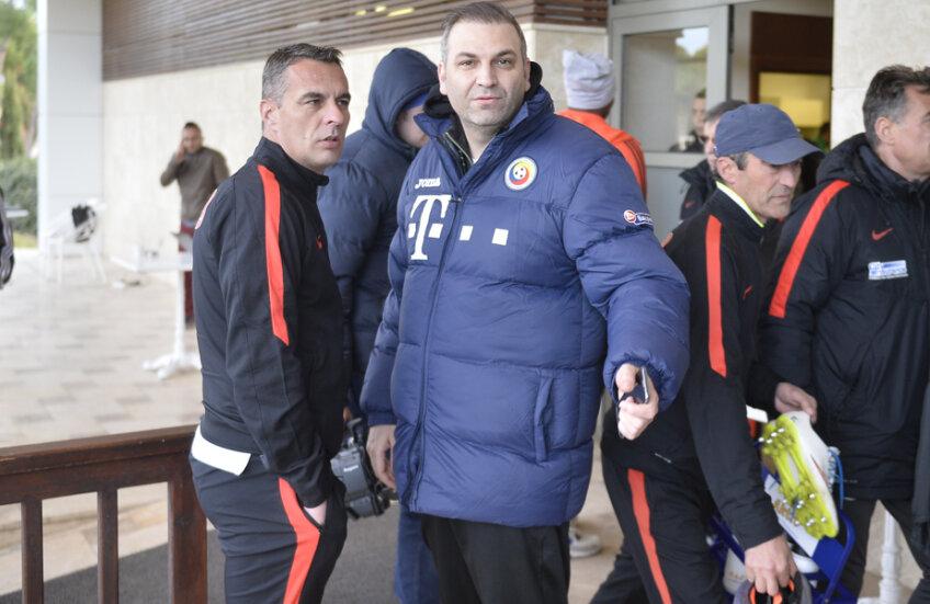 Voicu în Antalya, după amicalul cu Beroe, ultimul din lista de trei pe care le-a asigurat