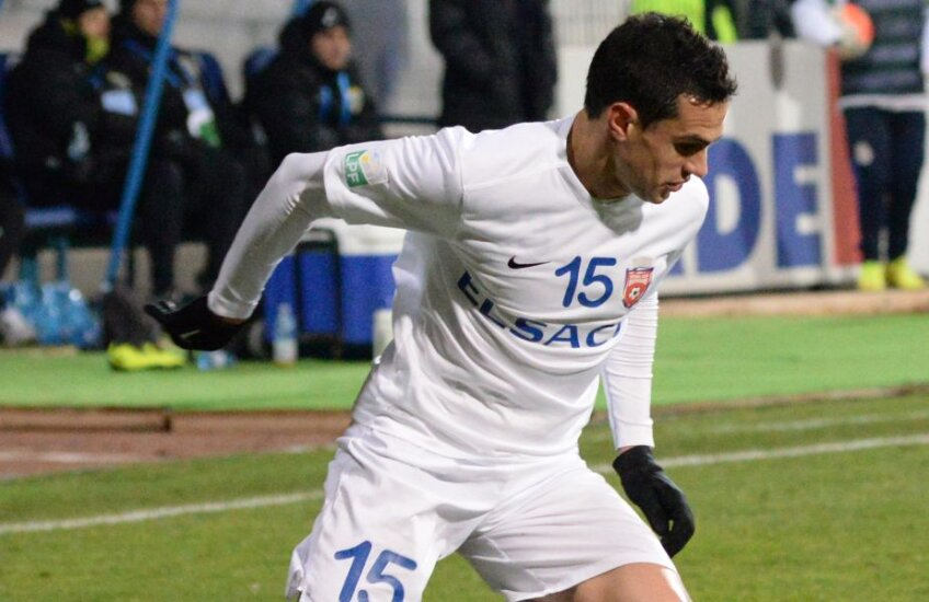 Cabrera a fost adus la Botoșani vara trecută, gratis