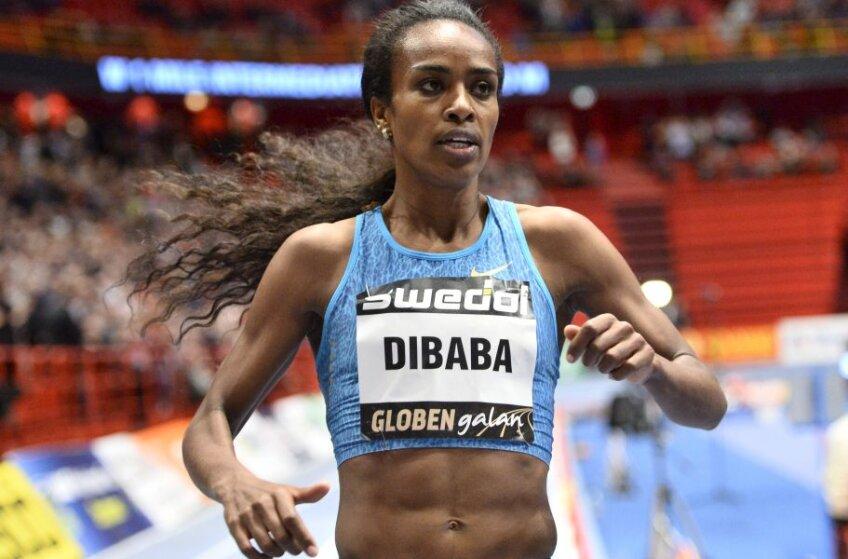 Etiopianca Genzebe Dibaba a fost la Stockholm mai rapidă cu aproape 4 secunde decît Doina Melinte la East Rutherford (SUA) în 1990