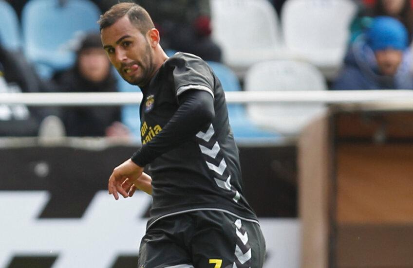Nauzet Aleman s-a transferat în 2012 de la Valladolid la Las Palmas