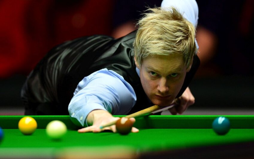 Neil Robertson, foto: Gulliver/gettyimages