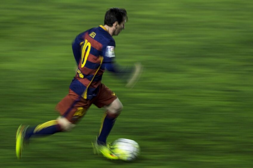 Messi a trecut pe fast forward //  FOTO Guliver/GettyImages