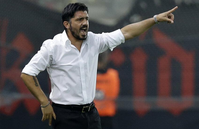 Gatusso a mai antrenat la Sion, Palermo și OFI Creta