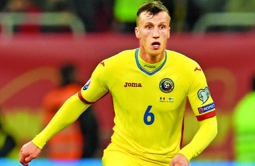 Vlad Chiricheș așteaptă testele cu