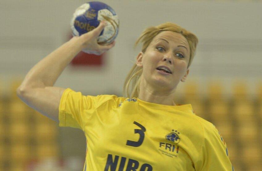 Gabi Szücs a început să joace pentru România în 2015