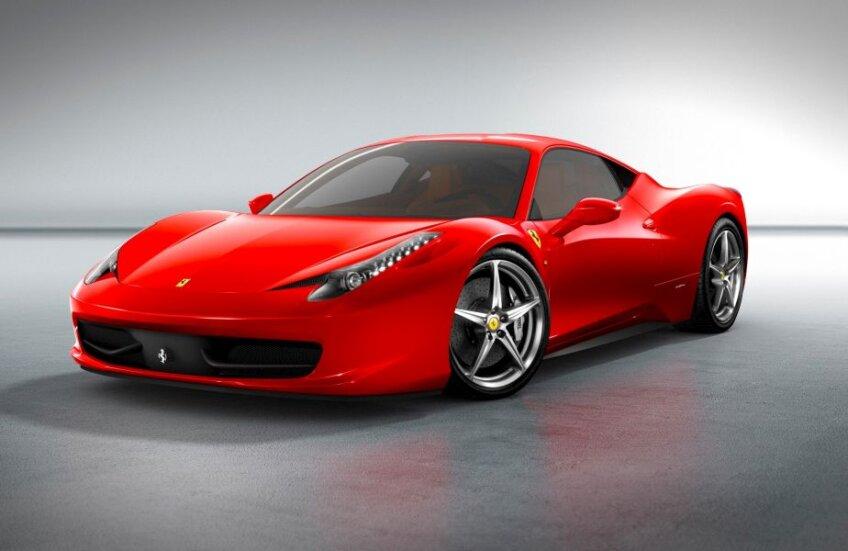 Ferrari-ul lui Țucudean