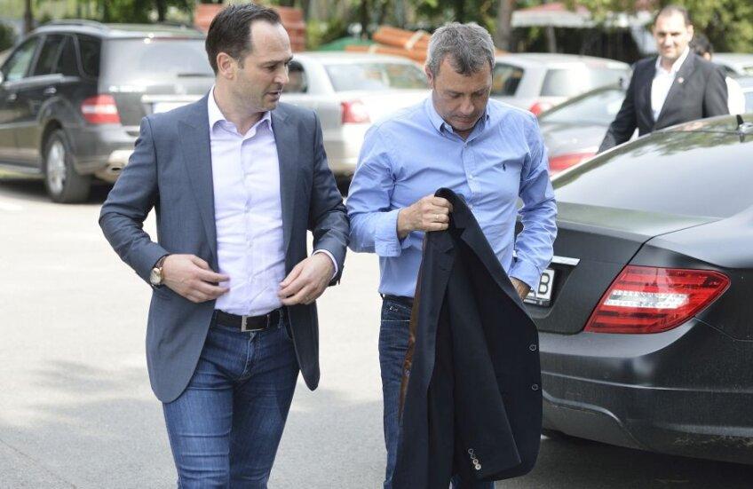 Negoiţă speră să-l convingă pe Rednic să rămână la Dinamo