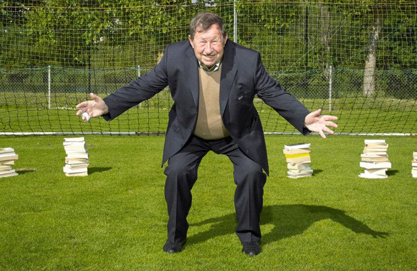 Guy Roux, campion cu Auxerre în 1996