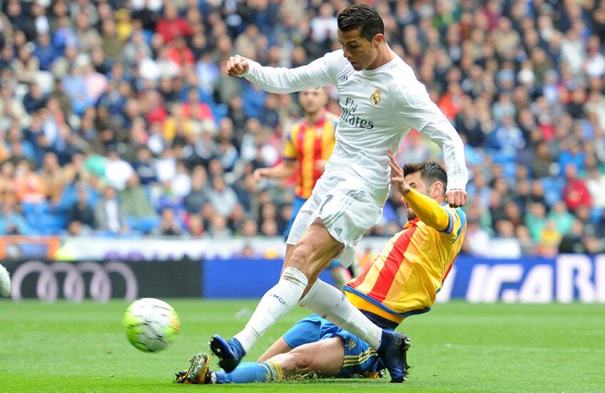 Cristiano Ronaldo este golgeterul Ligii Campionilor în acest sezon