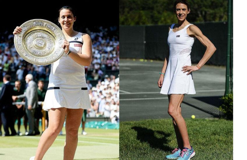 Wimbledon 2013 vs acum