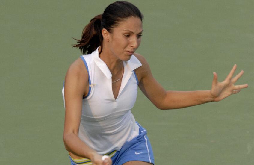 Anastasia Mâskina în perioada când juca // FOTO Reuters