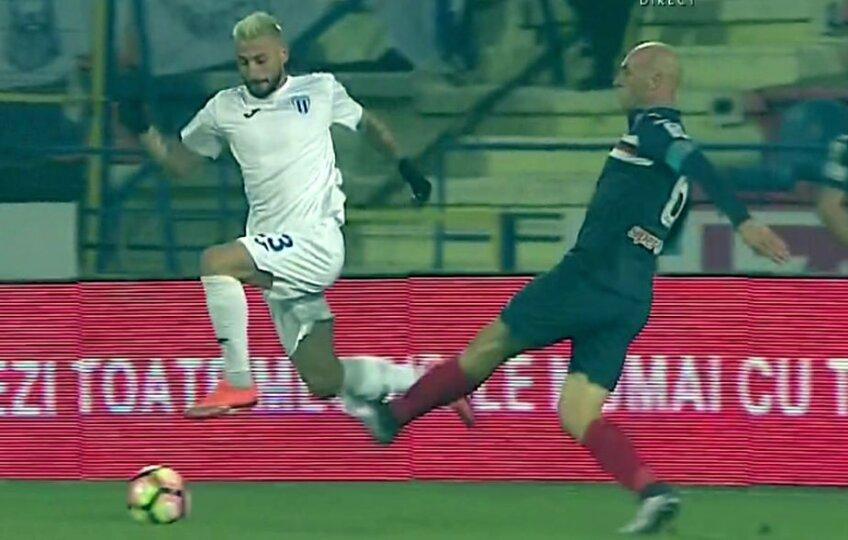 FOTO: Captură TV Dolce Sport