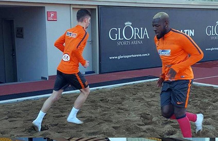 Florin Tănase şi Gnohere se pregătesc în Turcia cu preparatorul fizic