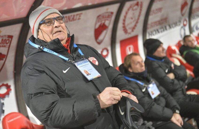 Ando este îngrijorat de situația în care a ajuns și el, și Dinamo