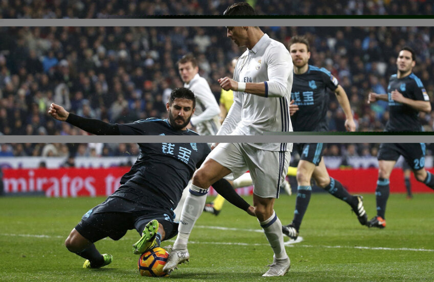 Ronaldo nu a mai jucat duminică, în ziua când a împlinit 32 de ani // FOTO Guliver/GettyImages