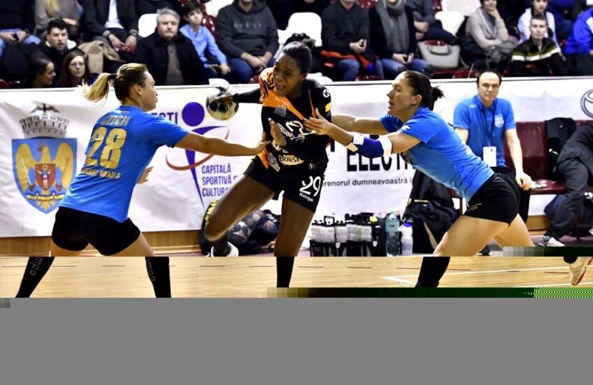 Niombla a marcat ieri de trei ori // FOTO sportspictures.eu