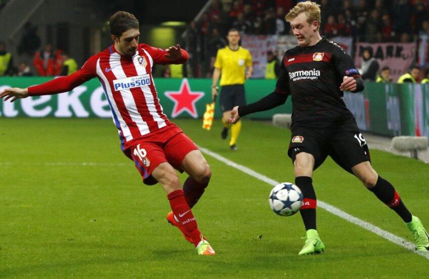 Brandt, la minge. foto: reuters