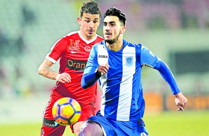 Dinamoviștii și craiovenii vor lupta pentru playoff