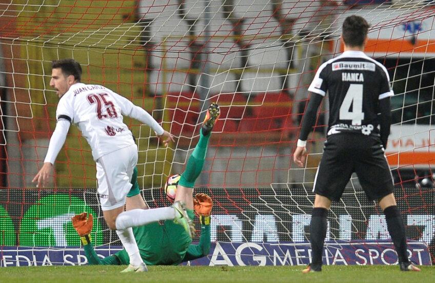 Dinamoviștii, 2 remize și o înfrângere în play-off, au frisoane când dau de CFR