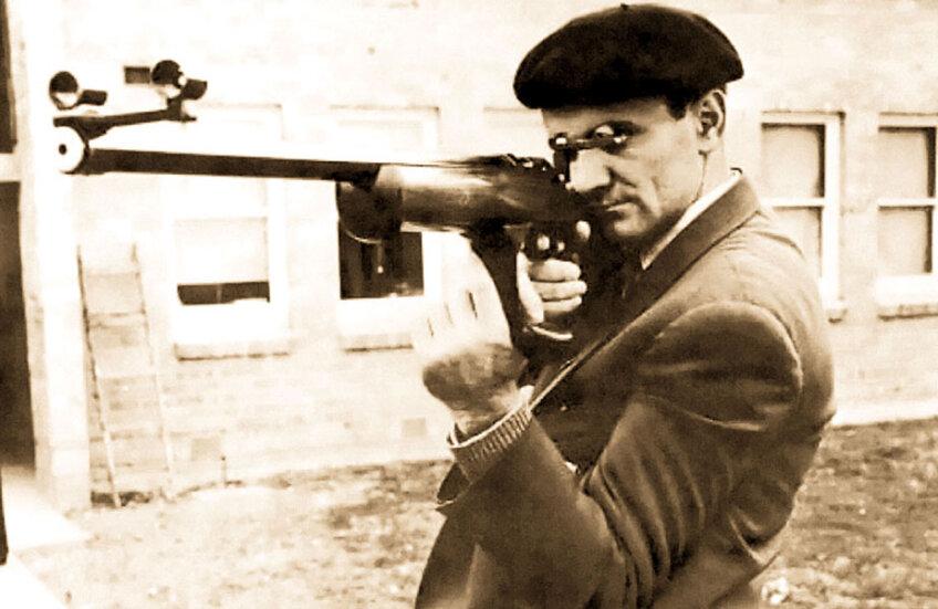Iosif Sîrbu, primul campion olimpic al României