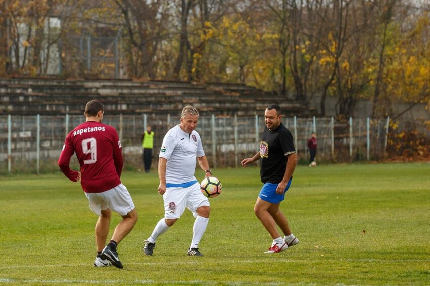 FOTO: Facebook CFR Cluj