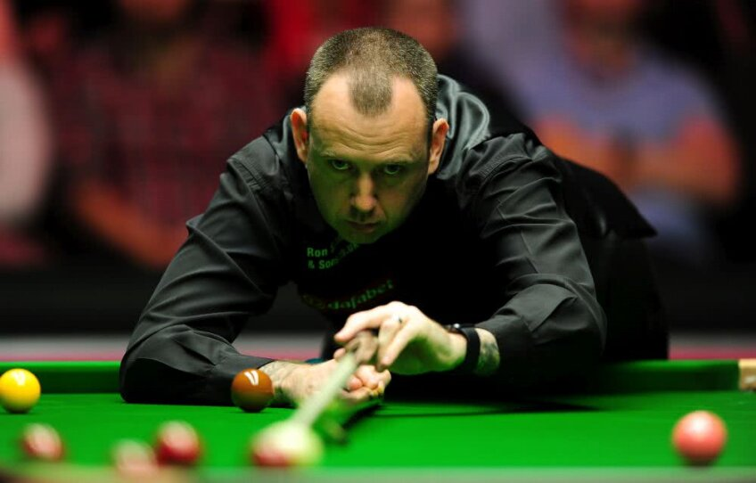 Mark Williams, foto: Gulliver/gettyimages