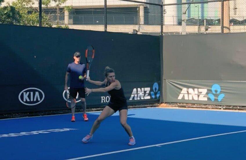 FOTO: Twitter Australian Open