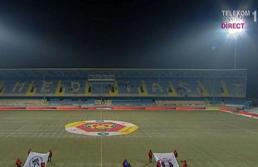 FOTO: Captura TV Telekom Sport