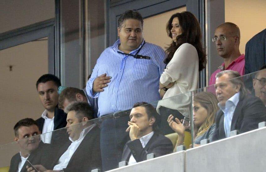 Adrian Thiess, în timpul amicalului Dinamo - Barcelona din 2012 // FOTO: Gazeta Sporturilor