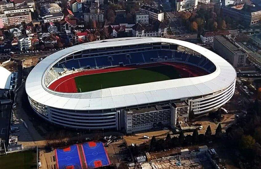 Stadionul Pandurilor