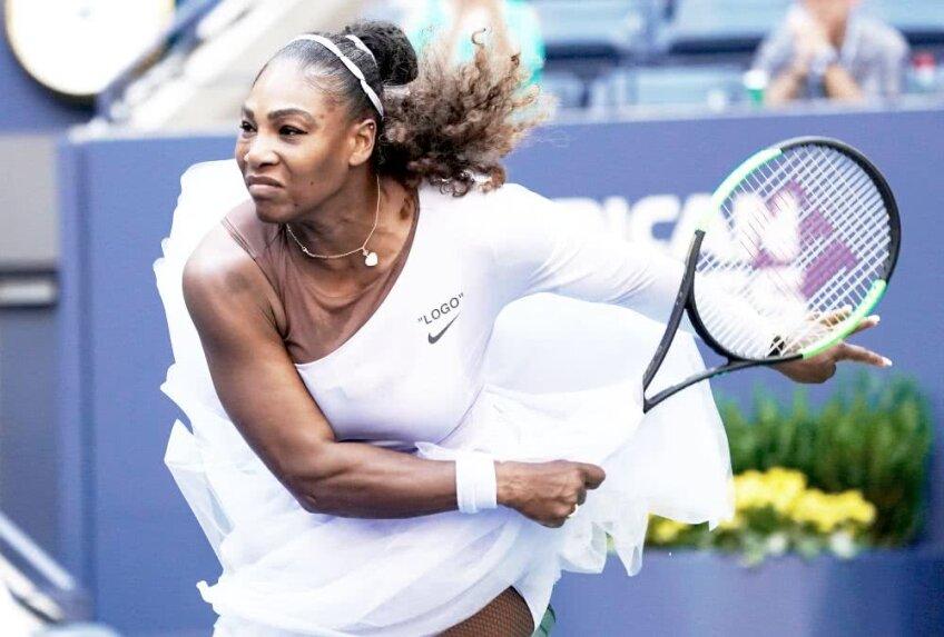 Serena Williams la US Open, foto: reuters