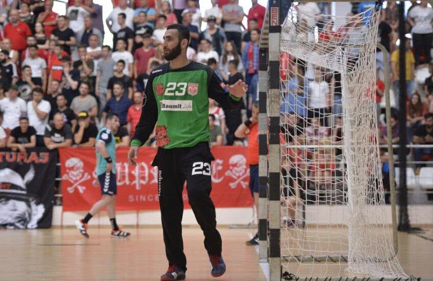 Saeid Heidarirad (foto: Cristi Preda, GSP)