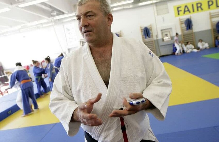 Florin Bercean e unul dintre antrenorii care le-au abuzat pe tinerele sportive de la Centrul Olimpic de la Cluj